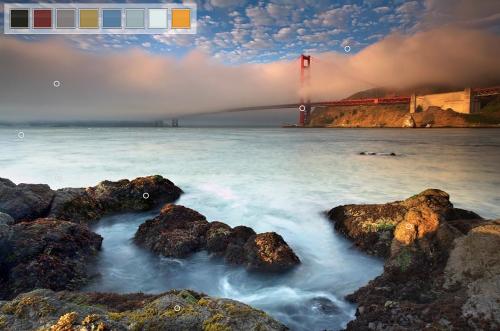 Foghorns Golden Gate Bridge